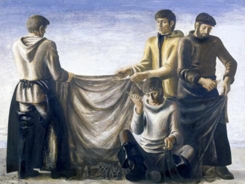 Филатчев О. П. (1937-1997). Рыбаки Приморья. 1975