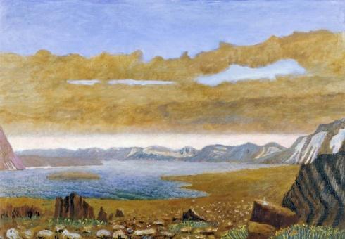 Вылка И.К. (1886–1960). Карская сторона. 1950-е
