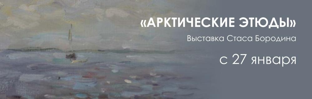 Стас Бородин. Арктические этюды.