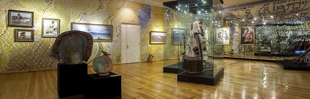 Музей художественного освоения Арктики им. А. А. Борисова . Фото музея