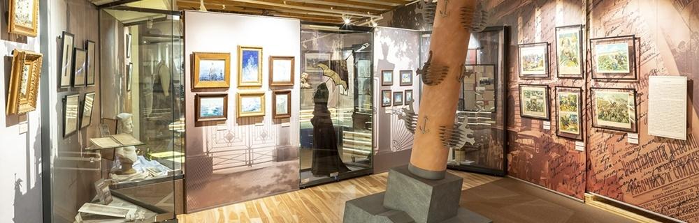 Музей художника и сказочника С.Г. Писахова . Фото музея