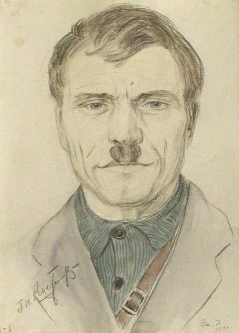 Из серии «Портреты». 1935