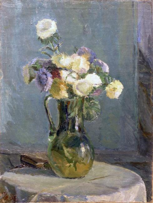 Натюрморт. Цветы. 1936