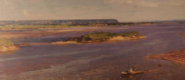 Северная Двина. 1959