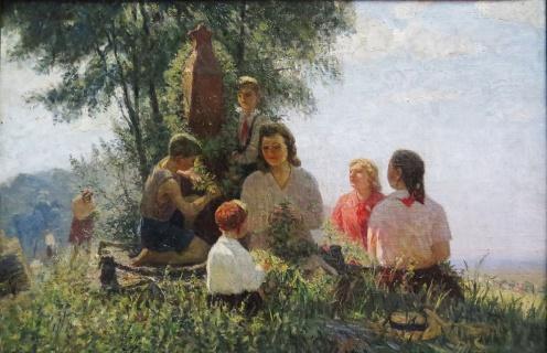Пионерское лето. 1950-е годы