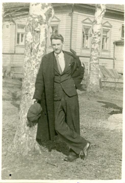 В.Г.Постников. 1936