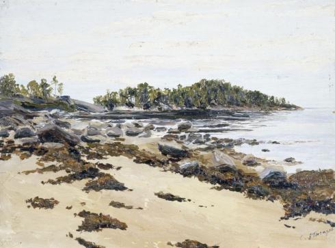 Кий-остров. 1910-е