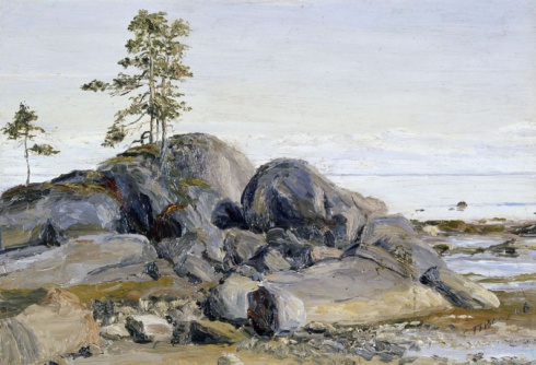 Кий-остров. До 1917 года
