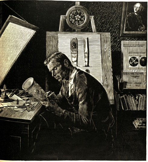 Народный умелец. 1967