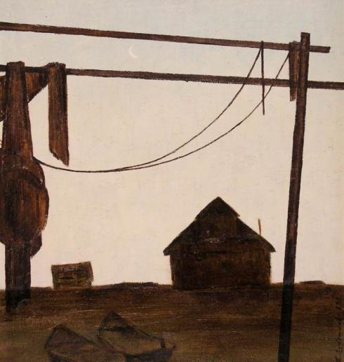 Дом рыбака. 1983