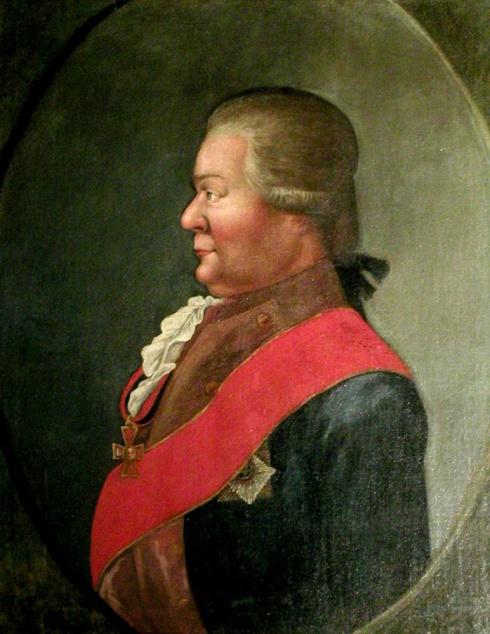 Петр Петрович Коновницын  (1700 (?) – 1793)