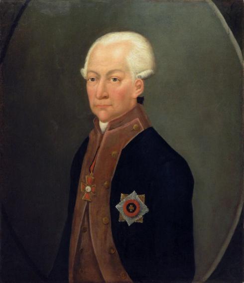 Иван Романович Ливен (1735(6) – 1809)