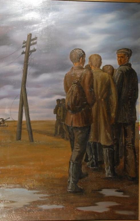 Призывники сорок первого.  1985