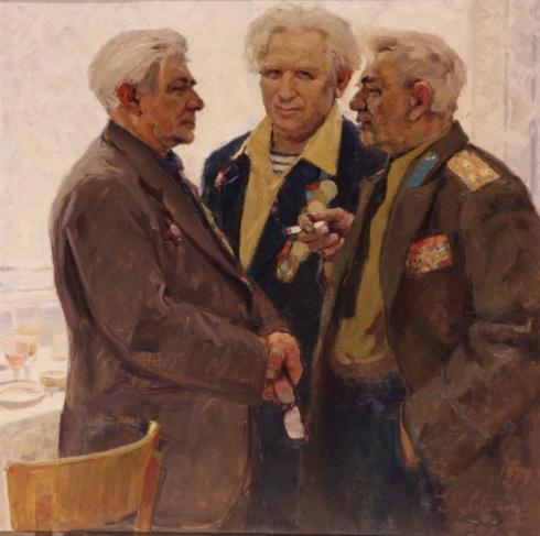 День Победы (Братья). 1977