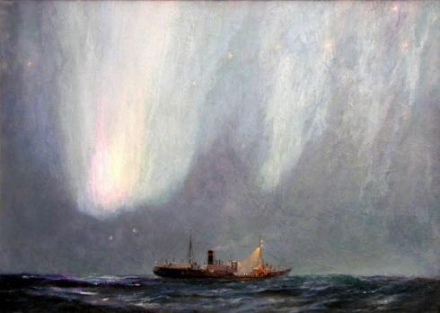 Полярная вахта. 1969