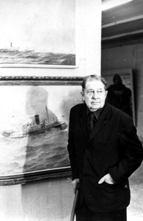 Фото. Преображенский Виктор Петрович (1908-1984)