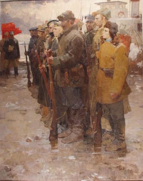 Северодвинцы. 1948